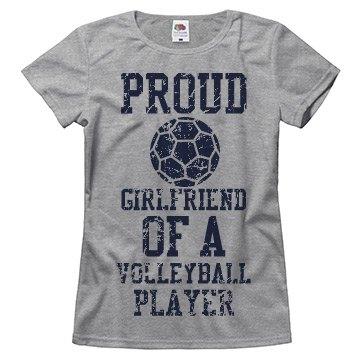 Volleyball Girlfriend