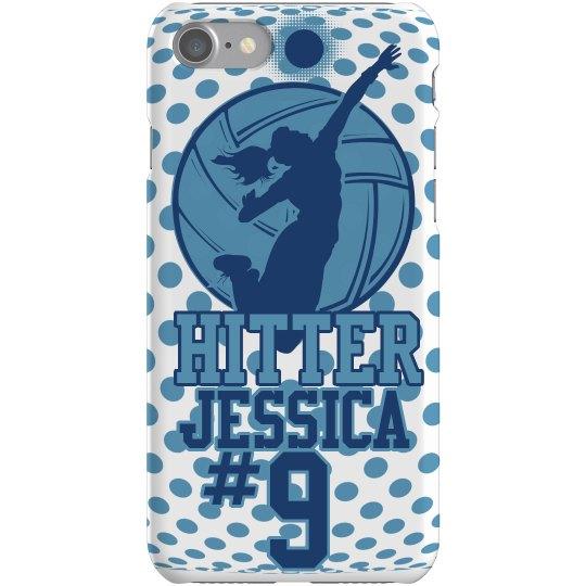 Volleyball Hitter Case