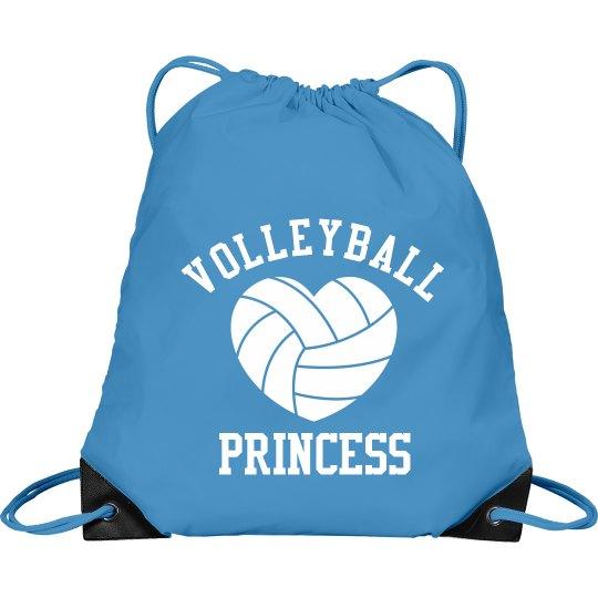 Volleyball Princess Bag