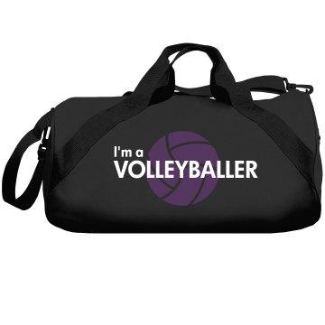 Volleyballer Volleyball