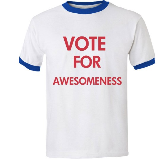 Vote Awesomess