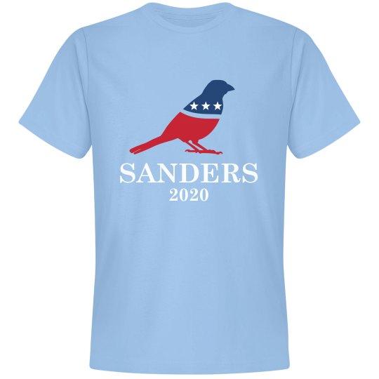Vote Berdie Sanders