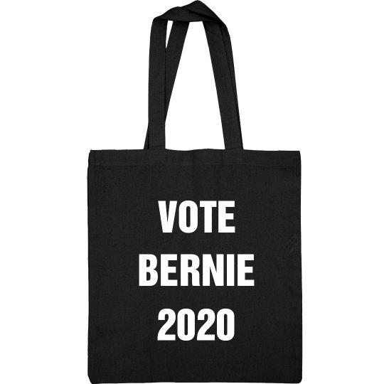 Vote Bernie 2020 Tote