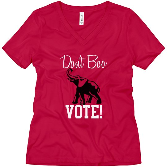 Vote- Crimson