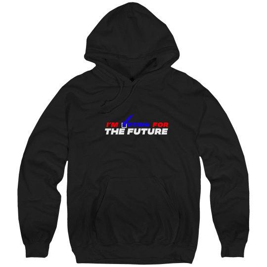 Voting For The Future-Unisex Sweatshirt