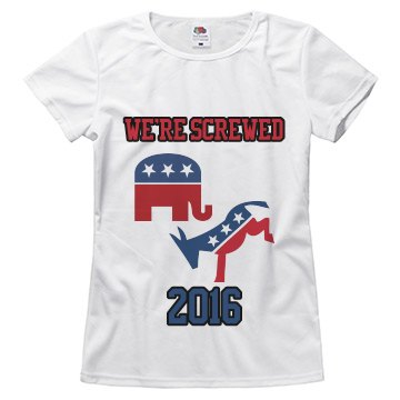 voting in 2016 shirt