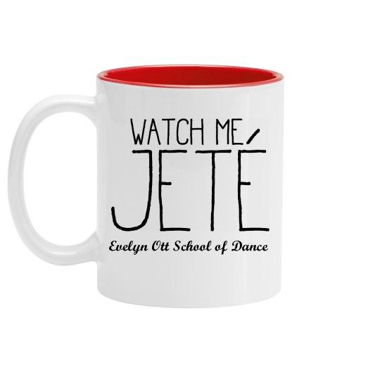 Wacth Me Jete EOSOD Mug