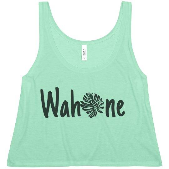 Wahine 1