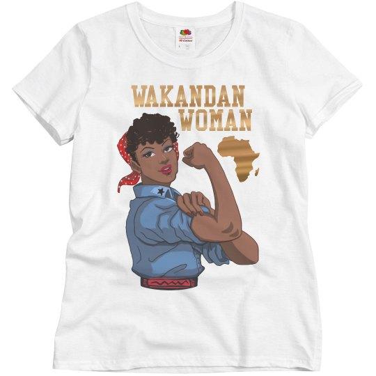 Wakandan woman