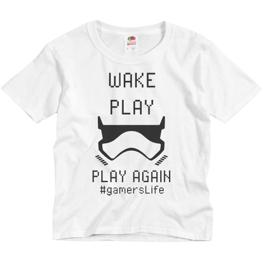 Wake Play Play Again