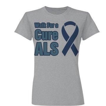 Walk For A Cure ALS