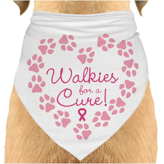 Walkies for a Cure Breast Cancer 5K Dog Walk