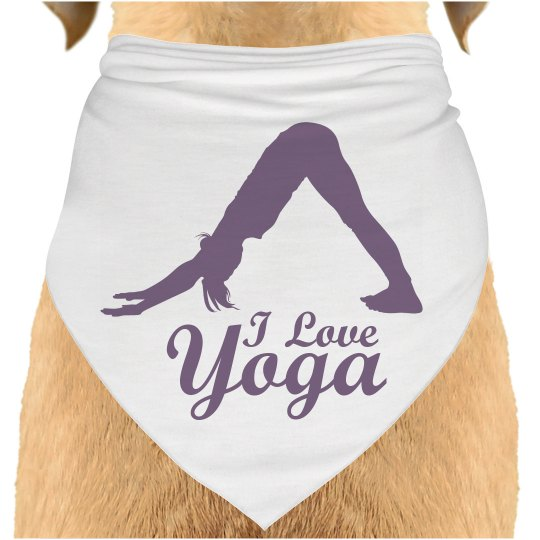 Walking Yoga Billboard