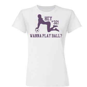 Wanna Play Some Ball?