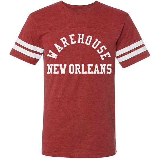 Warehouse New Orleans Jersey