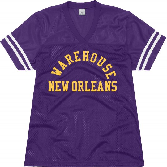 Warehouse New Orleans