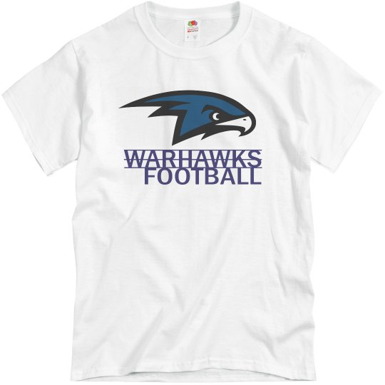 Warhawks Football Tee