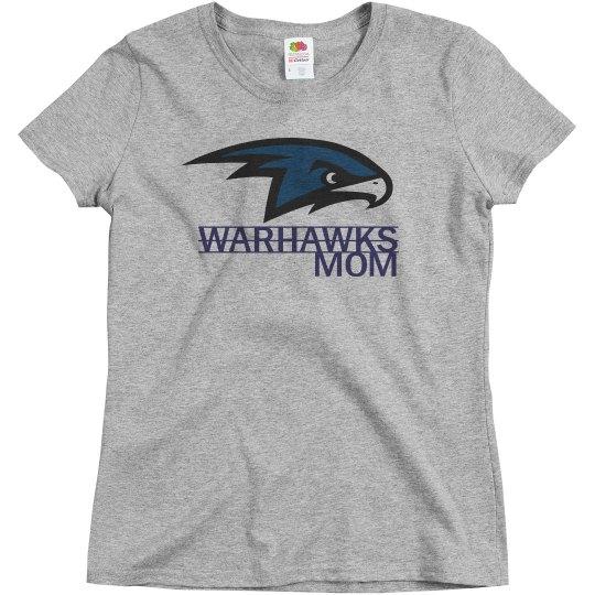 Warhawks Mom Tee