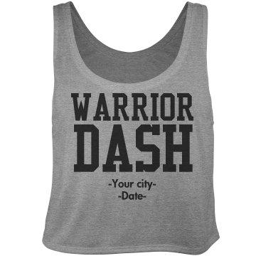 Warrior Dash Tank