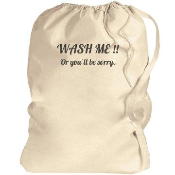 WASH ME !!