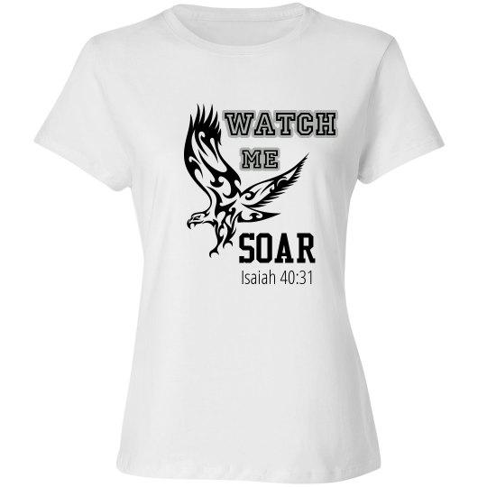 Watch Me Soar
