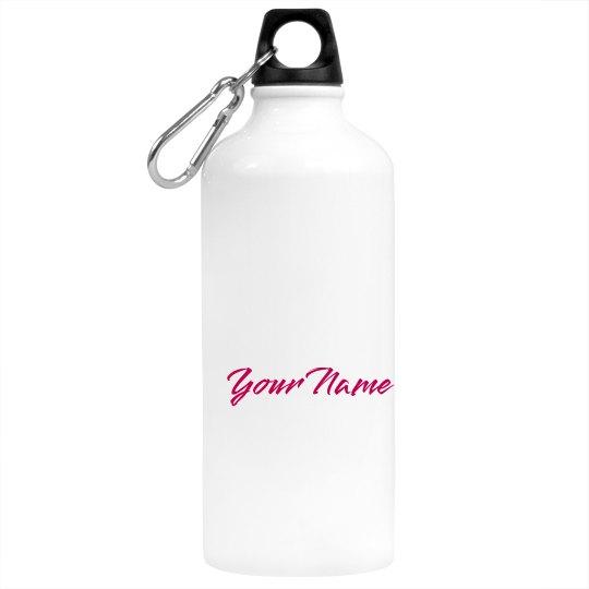 Water Bottle APA