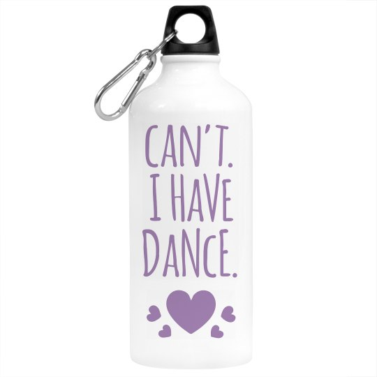 Water Bottles For Dancers