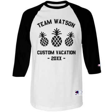 Watson Family Vacation