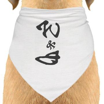 WBke Dog Bandana