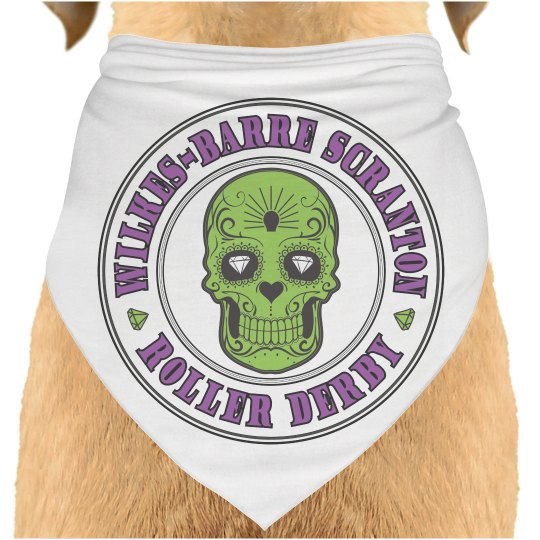 WBSRD Dog Bandana