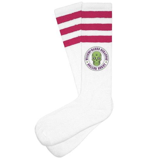 WBSRD Knee-High Socks