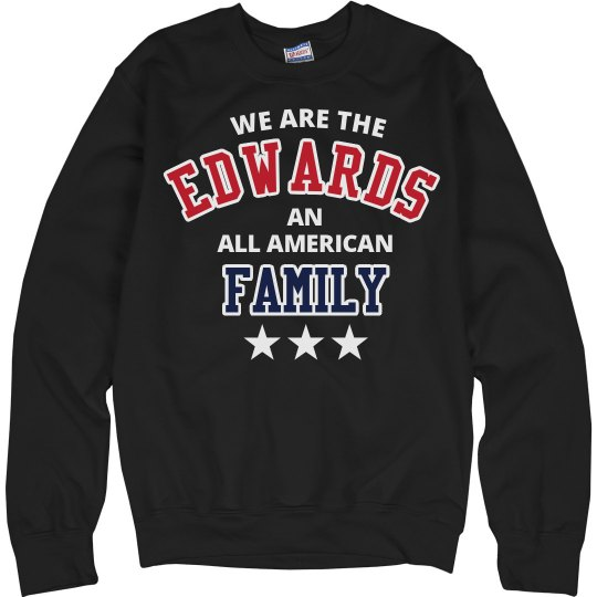 We are the Edwards