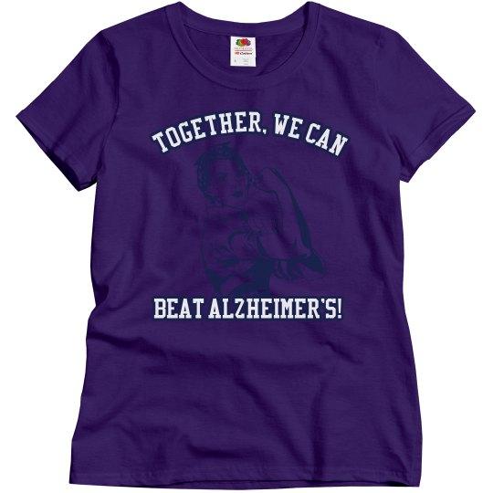 We Can Beat Alzheimer's