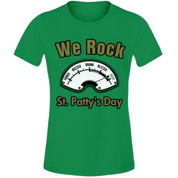 we rock st. patty's day