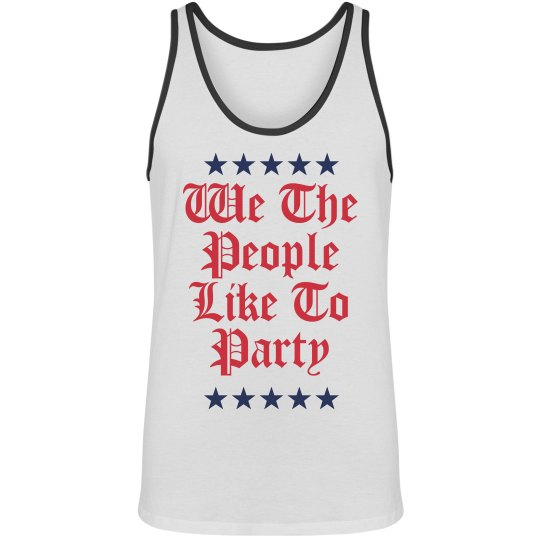 We the Partying People