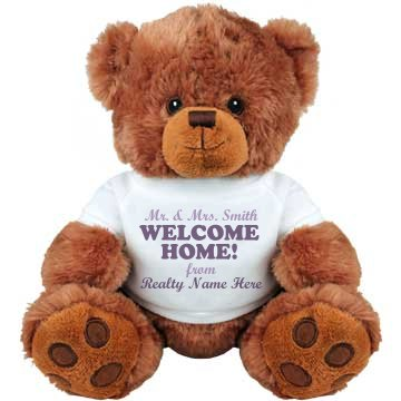Welcome Home Realty Gift