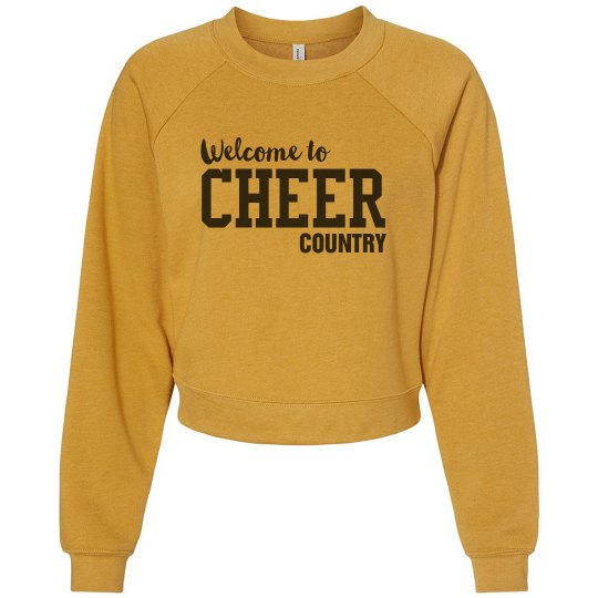 Welcome to Cheer Country