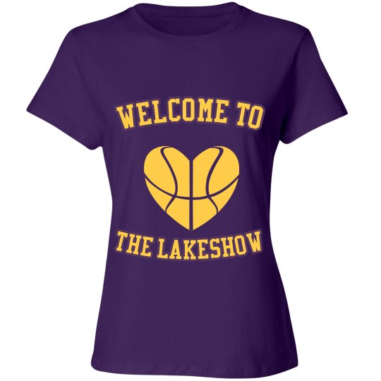 Welcome to the lakeshow