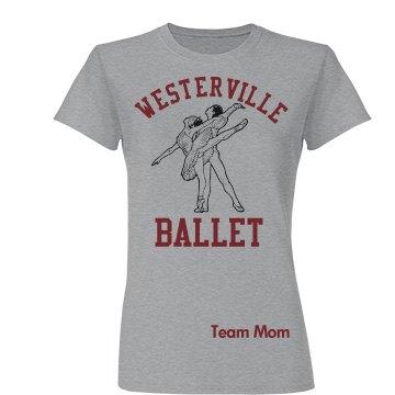 Westerville Ballet Mom