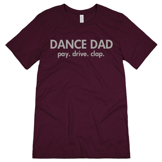 Westland dance dad Basic T