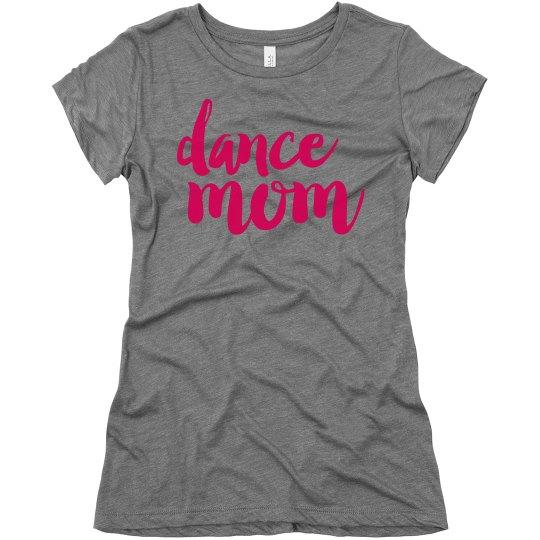 Westland dance mom tank