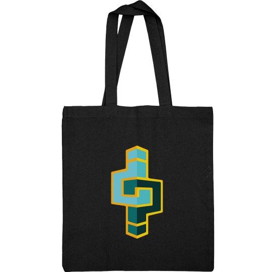WHAT Logo tote Bag