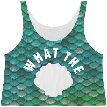 What The Shell Mermaid Scales