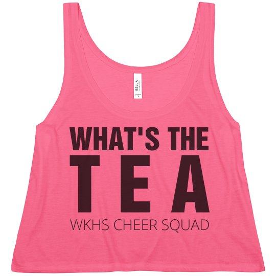 What's The Tea Cheer