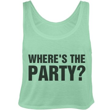 Where's the Spring Break Party?