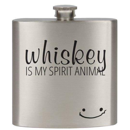 Whiskey Is My Spirit