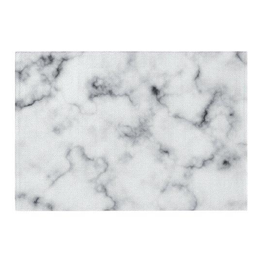 White Marble Home Decor Area Rug