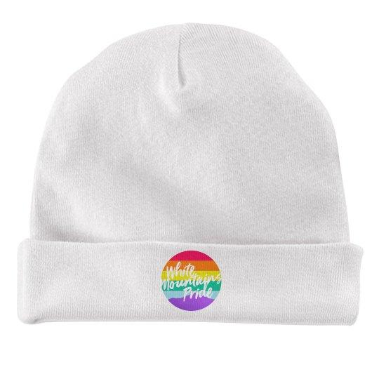 White Mountains Pride Baby Cap
