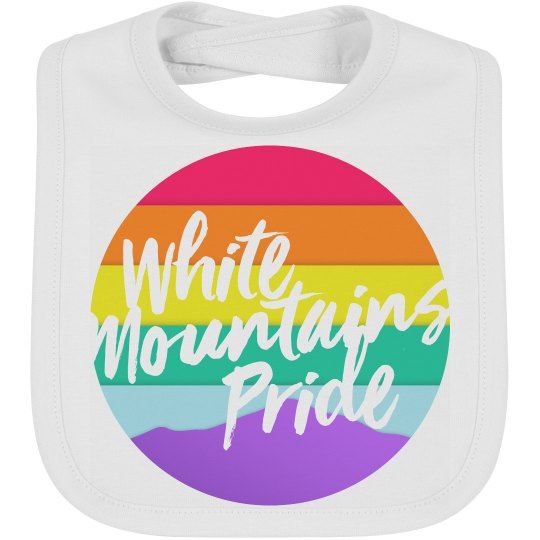 White Mountains Pride Bib