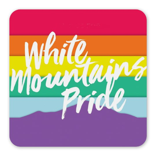 White Mountains Pride Magnet